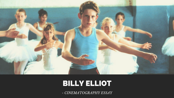 essay about billy elliot The shots of billy practicing in the ballet class with mrs wilkinson and the ballet class shows that billy is not completely out there on his own.