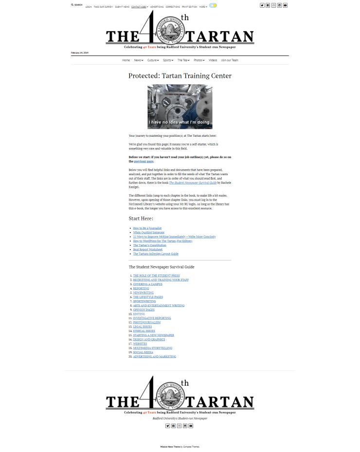 The Tartan 5